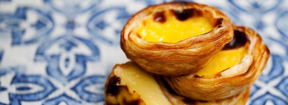 Eierkuchen, traditionelles portugiesisches Dessert