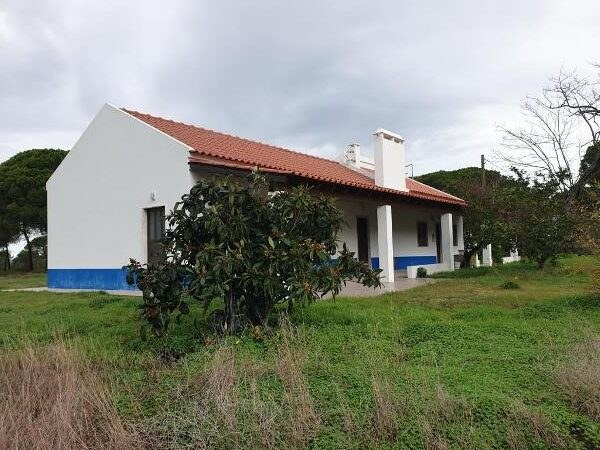 9ha House in Melides