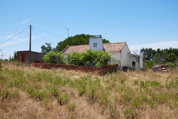 2.9ha Haus mit Meerblick in Melides